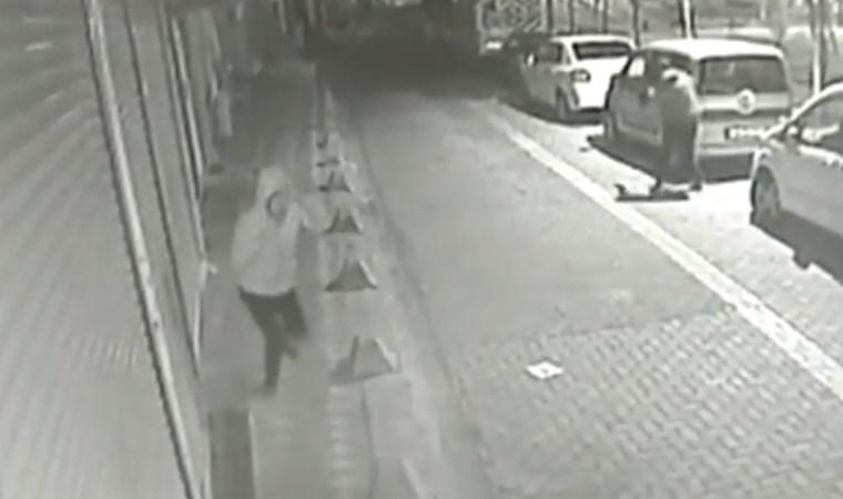 İstanbul'daki silahlı çatışmanın görüntüleri ortaya çıktı