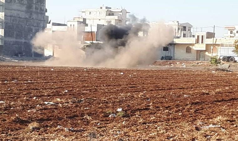 Sınırda havanlı ve roketli saldırı: Ölü ve yaralılar var