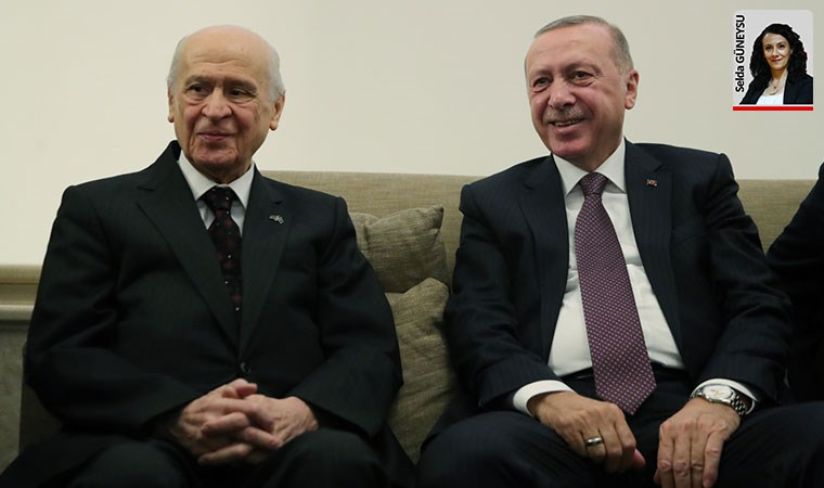 Devlet Bahçeli'den Erdoğan'a EYT desteği