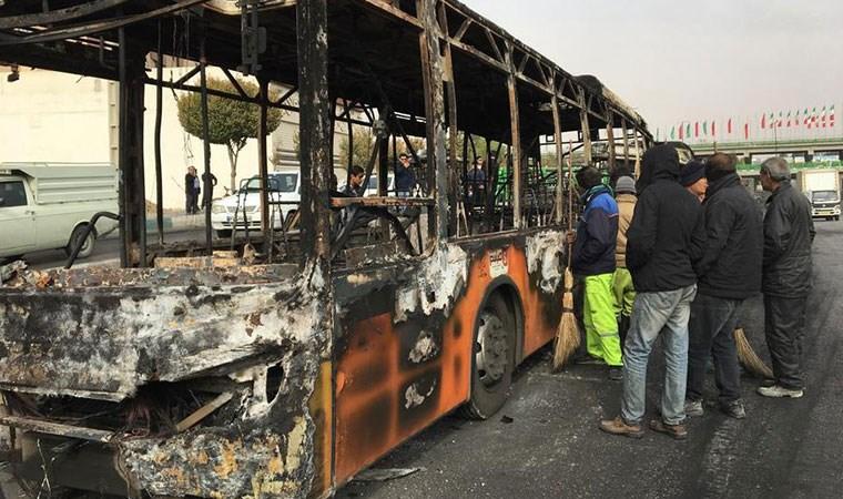 İran'da  şiddet uyarısı