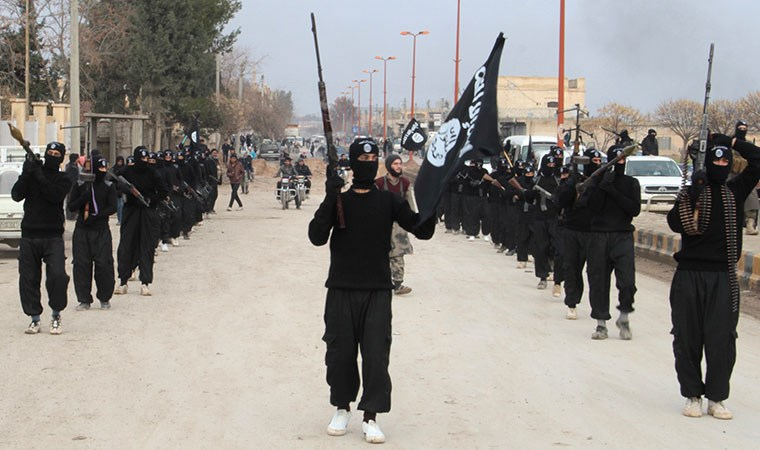 Türkiye'ye kaçan IŞİD'liler eylem hazırlığında