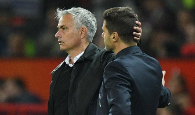 Ve Jose Mourinho Tottenham'da