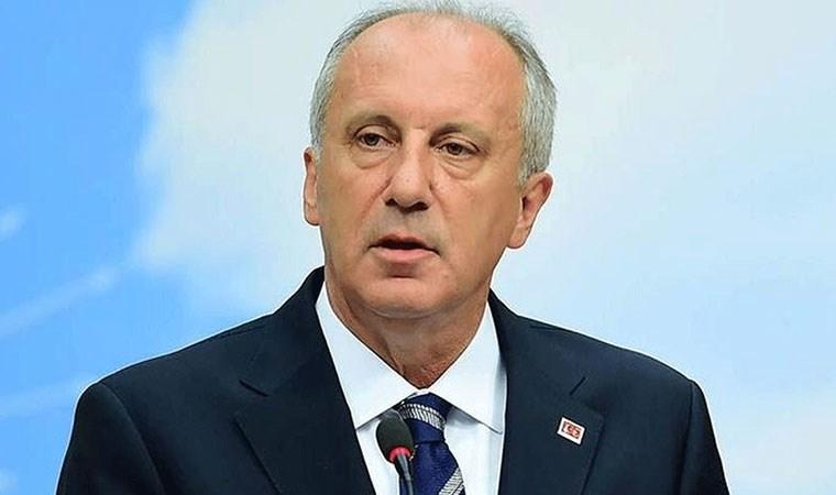 Saray'a giden CHP'li siyasetçi kim? Muharrem İnce yanıt verdi