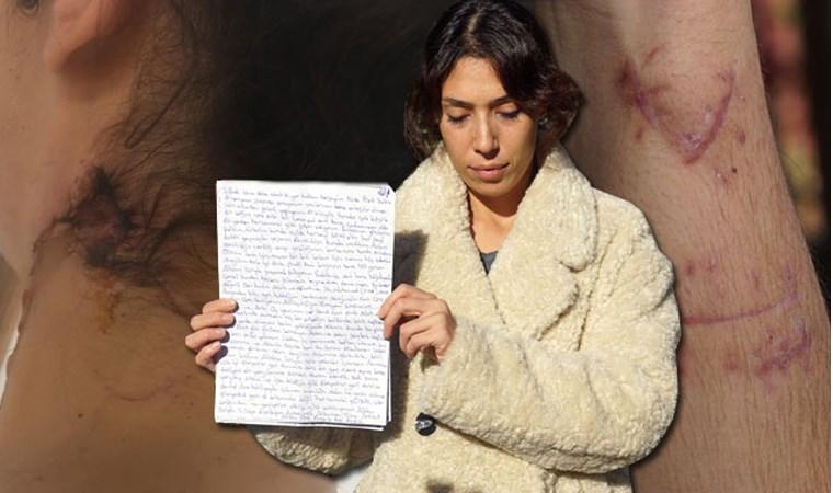 Mucize eseri kurtulan kadına cezaevinden korkutan mektup
