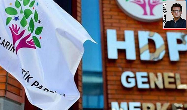 HDP'den hodri meydan