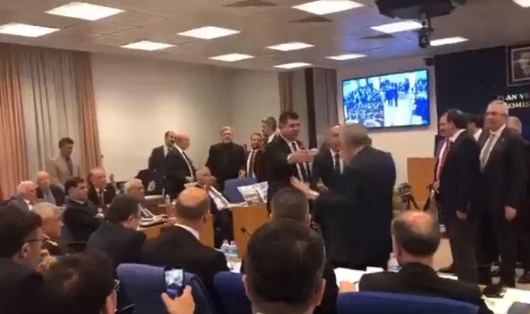 Meclis'te Soylu ile İslam arasında sert tartışma: Sen hainsin
