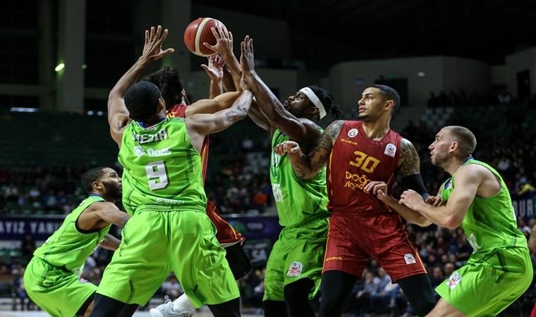 TOFAŞ'ta Galatasaray galibiyetinin sevinci yaşanıyor