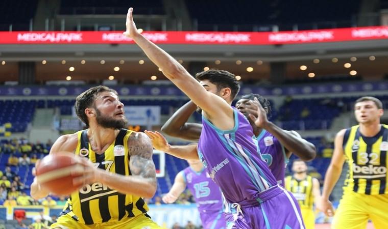 Fenerbahçe Beko, zor da olsa kazandı