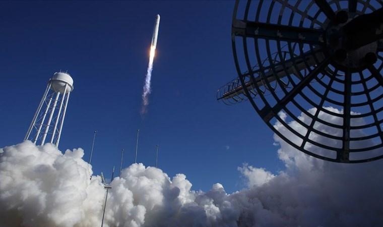 Kurabiye hamuru da taşıyan kargo aracı Cygnus, Uluslararası Uzay İstasyonu'na vardı
