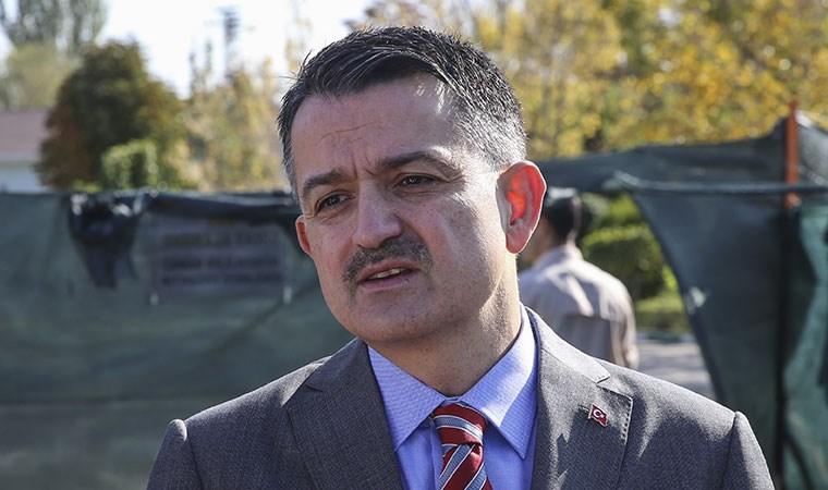 CHP'li Kılıç, Bakan Pakdemirli'nin aile şirketine haciz gelmesini TBMM gündemine taşıdı