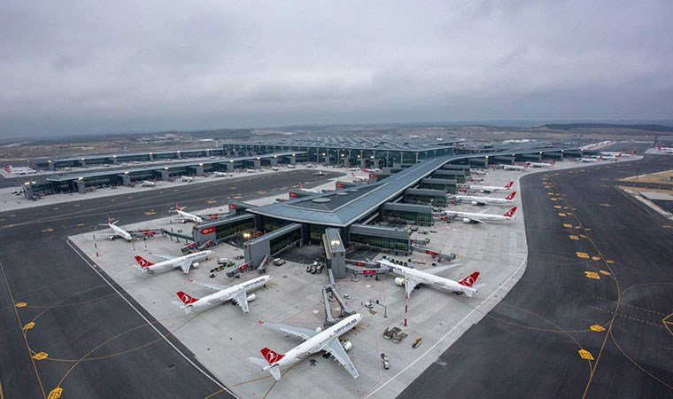 Yeni havalimanı, THY'nin kârını yuttu
