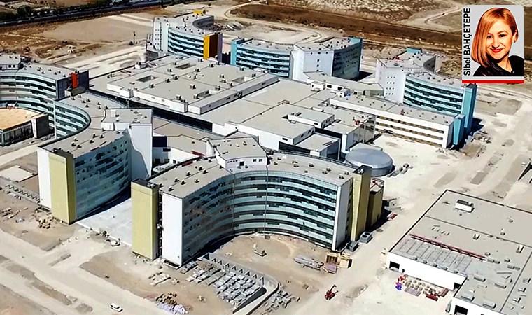 Bir garip şehir hastaneleri