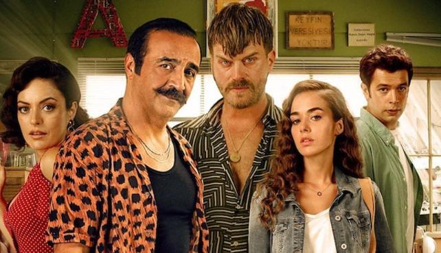 Sazan Sarmalı Netflix'te gösterime girince ortalık karıştı!