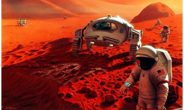 NASA, Mars yolculuğu için komik astronotlar arıyor