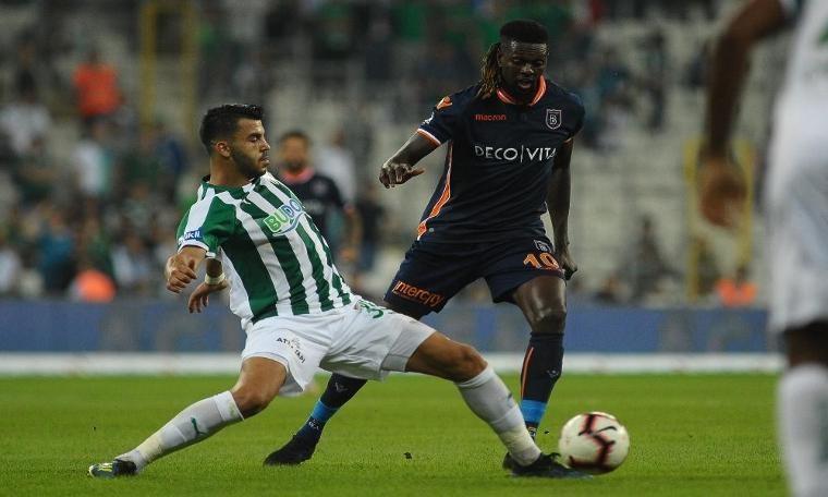 Lider Başakşehir'in konuğu Bursaspor - Cumhuriyet Futbol Haberleri