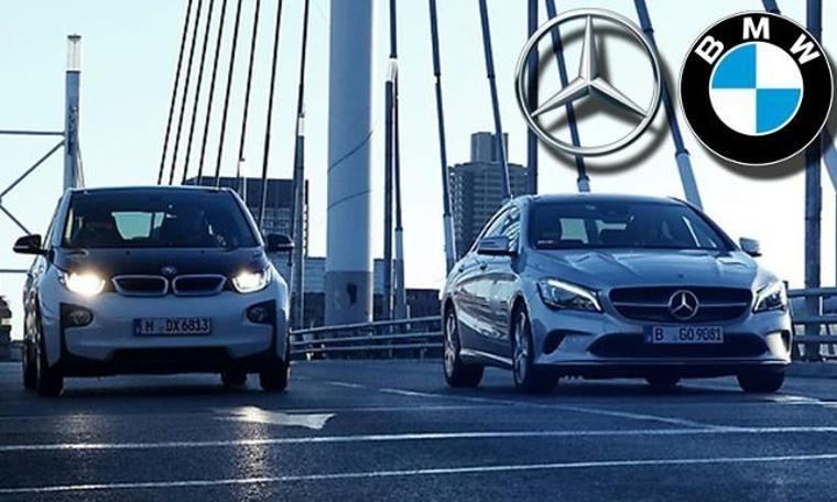 Daimler ve Bmw, Güçlerini Birleştiriyor