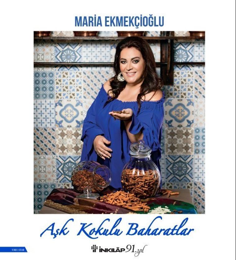 Maria Ekmekçioğlu'ndan baharatlı tarifler