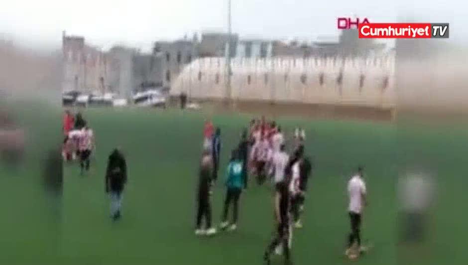 Futbolcunun sahadaki çirkin hareketine soruşturma