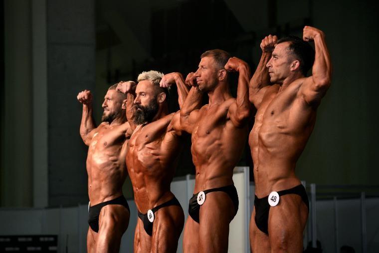 Avrupa Öncesi Vücut Geliştirme Şampiyonası Spor Turkey'de gerçekleşti