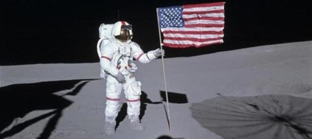 ABD'den açıklama 5 yıl içinde Ay'dayız