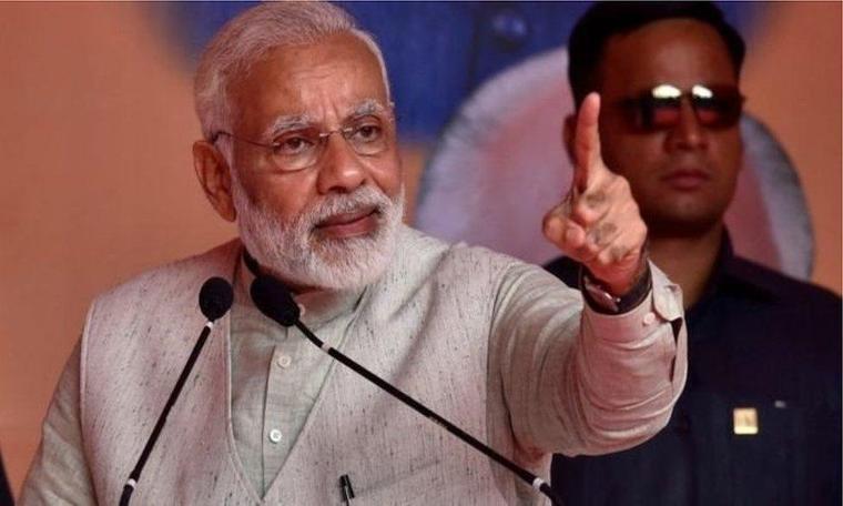 Hindistan Başbakanı Modi: Artık yerleşik bir uzay gücüyüz
