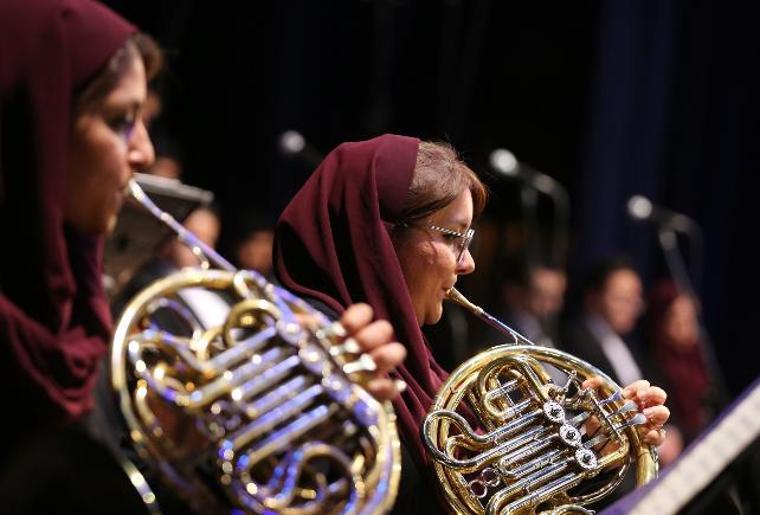 Tahran'da Beethoven anısına konser
