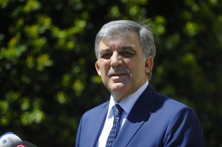 Abdullah Gül'den 'İstanbul seçimi' açıklaması