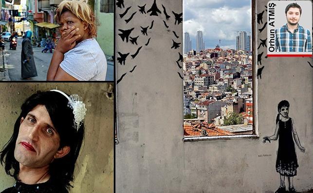 Fotoğrafçı Ali Öz'ün Tarlabaşı sergisi Paris'te... Usta isim semti böyle tanımlıyor: Yeni Sulukule dramı