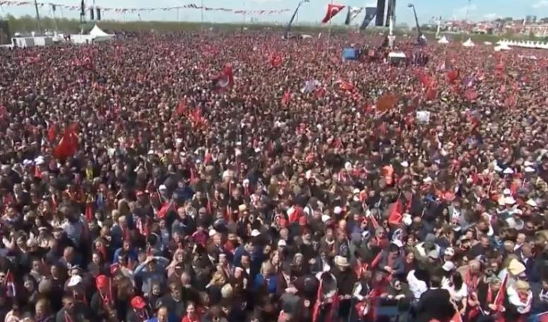 İmamoğlu'ndan Kılıçdaroğlu açıklaması: Bu hareketi yapanlar talimat alan kişilerdir