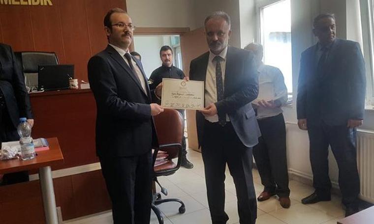 HDP'li Bilgen mazbatasını aldı