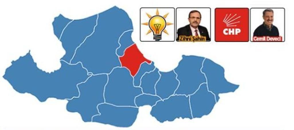 CHP'nin AKP'den aldığı belediyeye ilk günden haciz