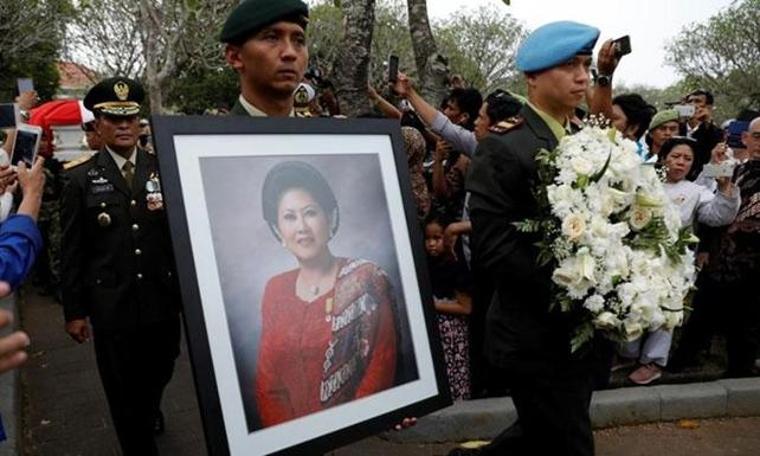 Güle güle First Lady Ani Yudhoyono