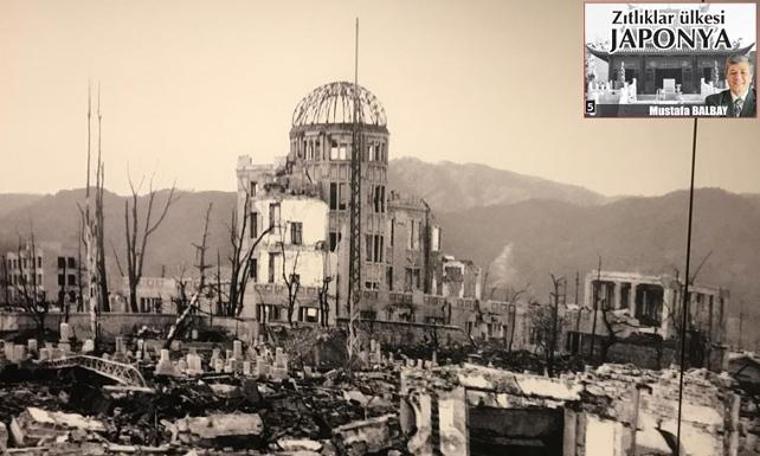 Hiroşima'nın barış çığlıkları