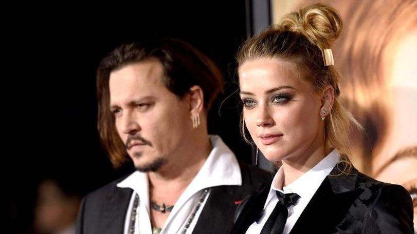 Johnny Depp'in eski eşinin ünlü oyuncuyla asansör görüntüleri ortaya çıktı