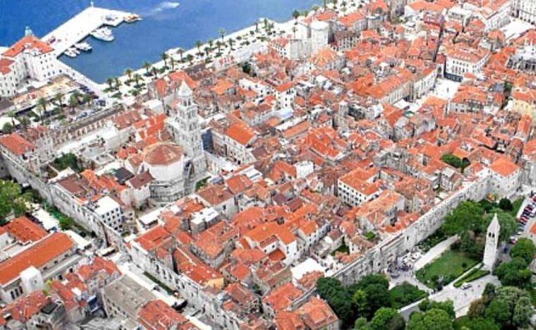 Split'te bir köy gezisi