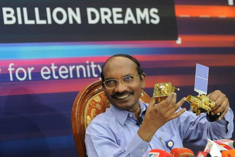 Hindistan'ın uzay aracı Chandrayaan-2 Ay'ın yörüngesinde dönmeye başladı