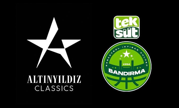 Bandırma Basket'e yeni sponsor