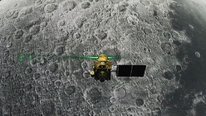 Hindistan, Ay'a inen 4. ülke olma şansını kıl payı kaçırdı!