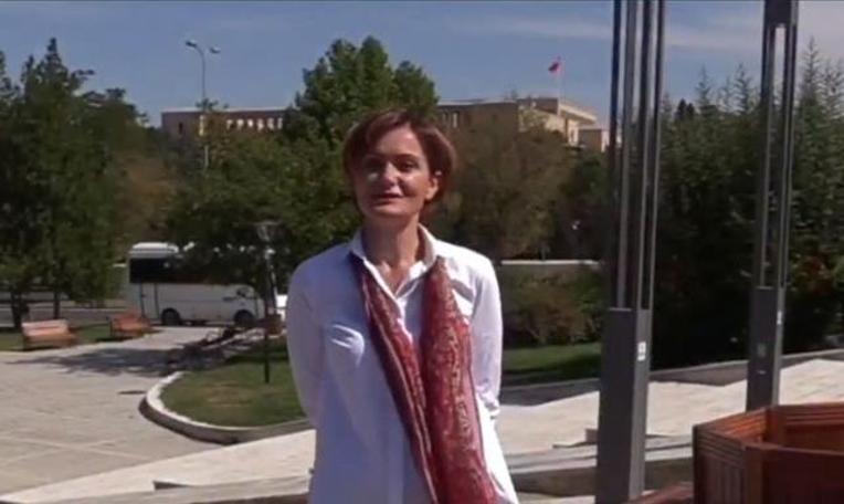 CHP İstanbul İl Başkanı Canan Kaftancıoğlu'ndan 96. Yıl videosu
