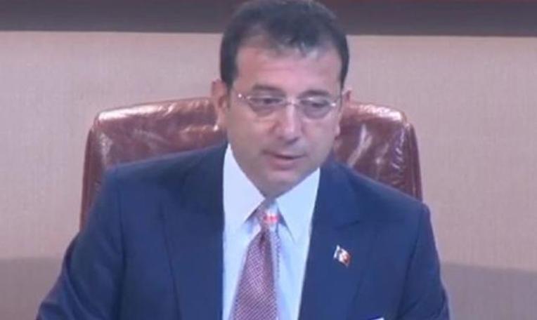 İmamoğlu'ndan AKP'li Göksu'ya 'Tayfun Kahraman' yanıtı