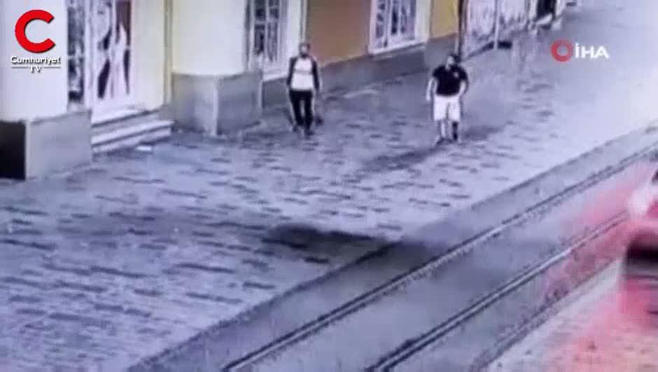İTÜ'lü genç cinayeti: Görüntüler ortaya çıktı!