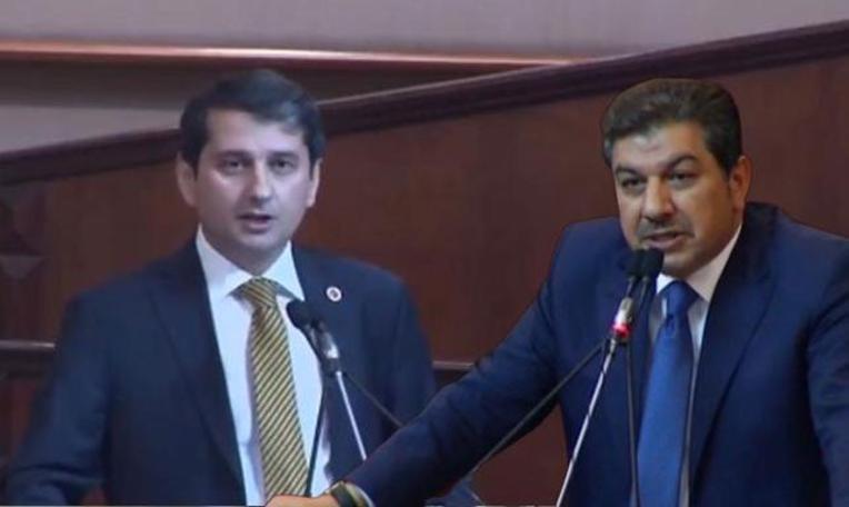 İYİ Partili Özkan'dan AKP'li Göksu'ya 'vakıf' yanıtı