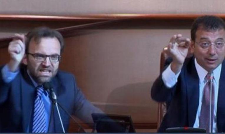 İBB meclisine 'vakıf' tartışması damga vurdu