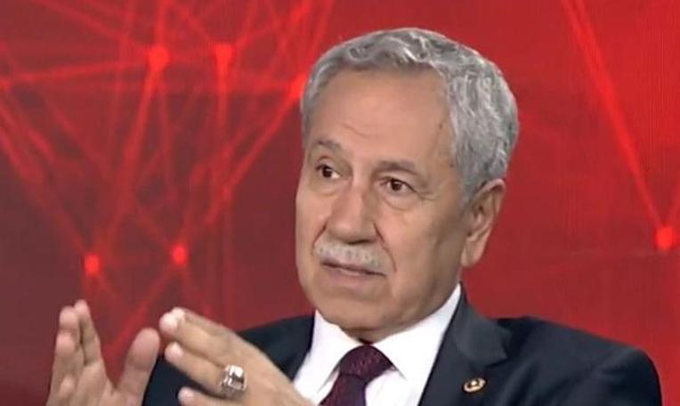 Bülent Arınç: Canan Kaftancıoğlu'na tahammül etmek zorundasınız