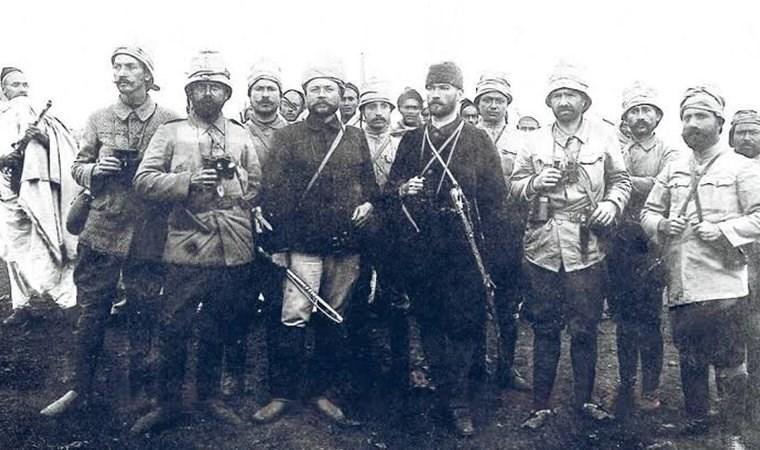 Mustafa Kemal Libya'ya neden gitti?