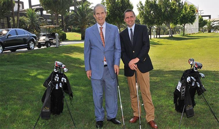 Nuri Özaltın golf turnuvası başlıyor