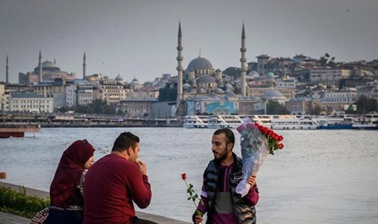 National Geographic'ten İstanbul paylaşımı