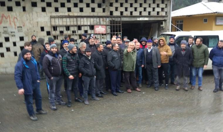 Erdoğan'ın memleketinde halk HES projesini yargıya taşıyor