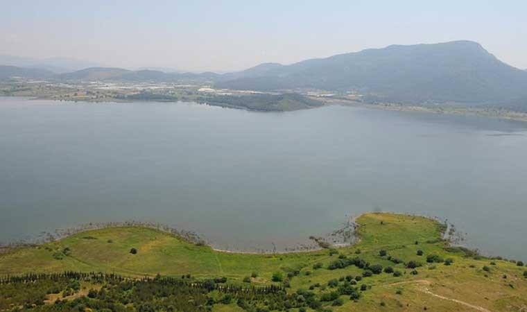 Antik kent ile Tahtalı Barajı arasında yapılmak istenen mermer ocağına tepki sürüyor