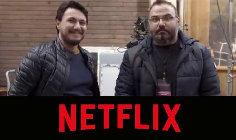Netflix, Burak Aksak ve Selçuk Aydemir yapımı filmi duyurdu
